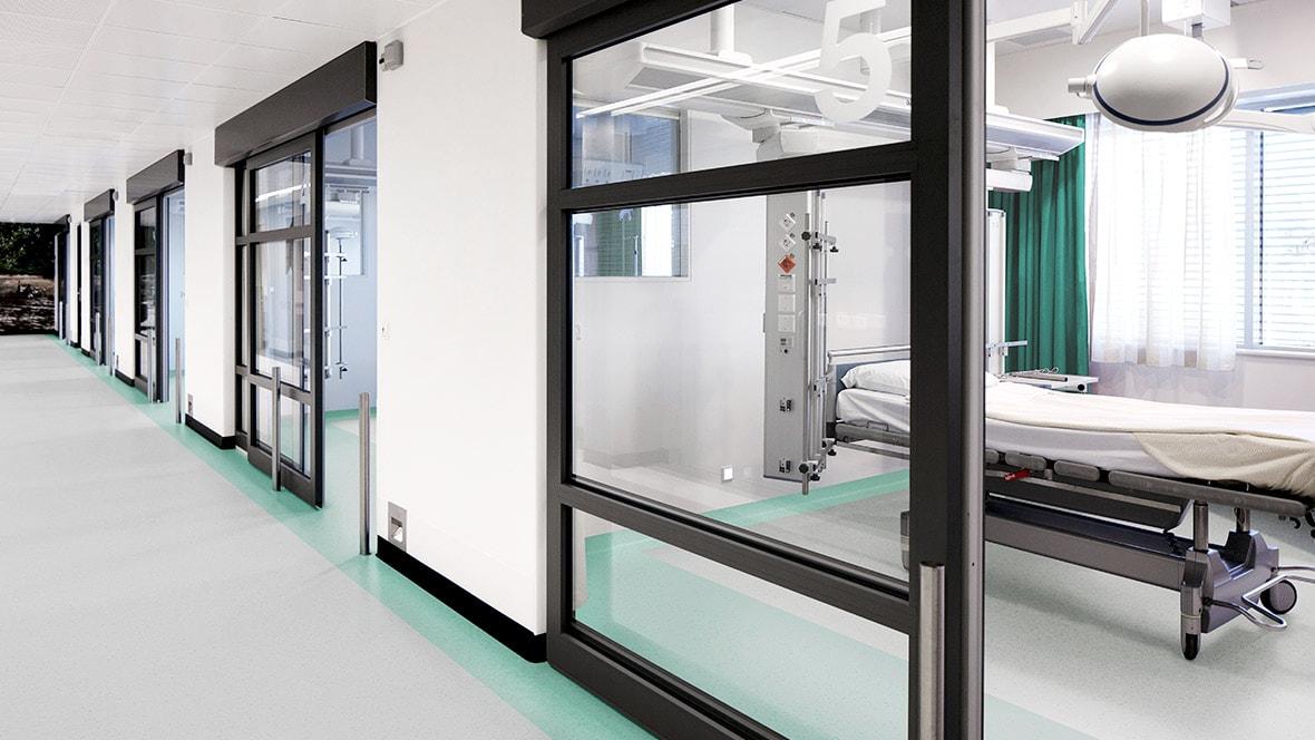 Hospital Vinyl Flooring Dubai